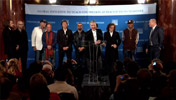 Points culminants de la Conf�rence de Presse Change-Begins-Within-Press-Conference