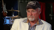 Mike Love des Beach Boys et Maharishi