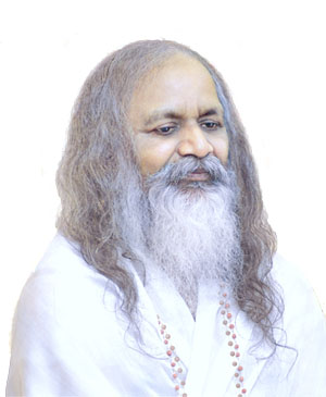 Maharishi Mahesh Yogi Photo Officielle (300)