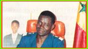 Colonel Mamadou Diop Directeur de l'Administration Pénitentiaire République du Sénégal, Mai 198